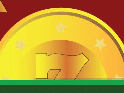 CasinoGames poker graphic design illustration