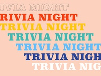 color study for trivia night
