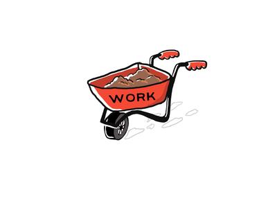 Illustration for a new workshop blog post