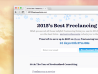 2015 Best Freelance Tools