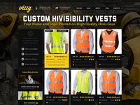 vizzy homepage