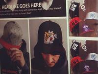 Hat Club - Website Refresh