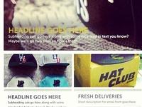 Hat Club - Blog