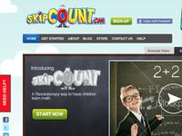 Skip Count Website