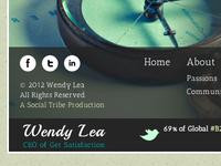 Wendy Lea Website