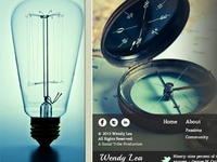 Wendy Lea - WordPress Custom Theme