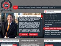 Vista Wealth Network Website