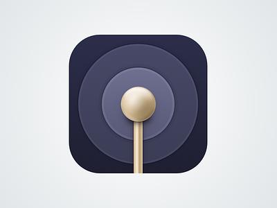 Icon of the Morse code app ios app morse code