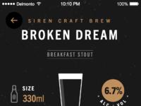 Broken dream full