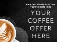 Coffee Promo Template