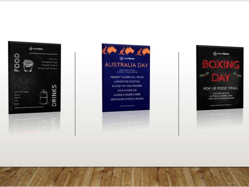 Portfolio Page Shot event marketing advertising logo design poster design graphic design