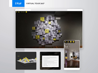 MHC - Virtual Tour 360º & Web Design
