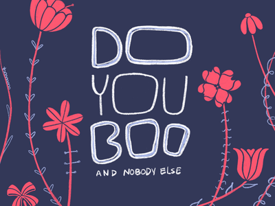 DO YOU BOO