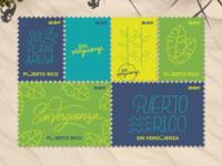 Sin Vergüenza 2.0 — Stamps