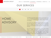 Moderngroup.co.th Our Services Page