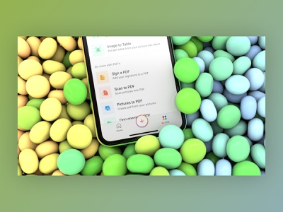 Pride Month Celebration Rainbow [03] green jelly bean candy app design celebration gradient toggle switch pride 2020 promotion cinema4d rendering mobile pride month rainbow powerpoint word microsoft office microsoft office app
