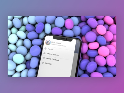 Pride Month Rainbow Strip [04] blue purple user profile jelly bean candy app design celebration gradient pride 2020 promotion cinema4d rendering mobile pride month rainbow word microsoft office microsoft office app