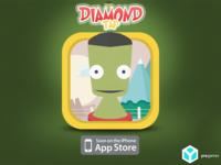 Diamond Tap - iOS Game