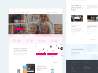 T-Mobile – Homepage