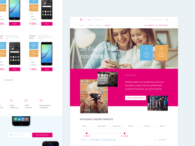 T-Mobile – Product List filter list products ecommerce webdesign design web t-mobile ux ui