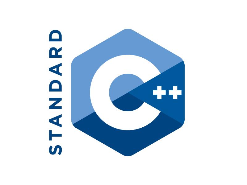 Standard C++ Logo logo c programming language