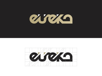 Eureka Events Logo Design