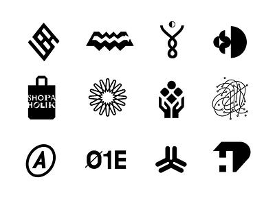 Logoset. black logoset graphic vector logotype design logo