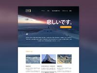 Web Design Sample