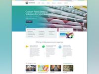 Printed Fabrics Homepage