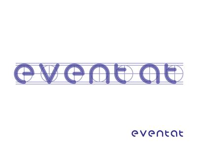 Eventat Typo Logo