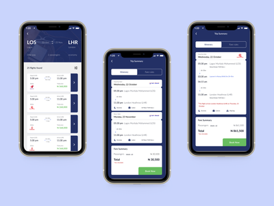 Flight Booking App app minimal flight booking mobile design ui