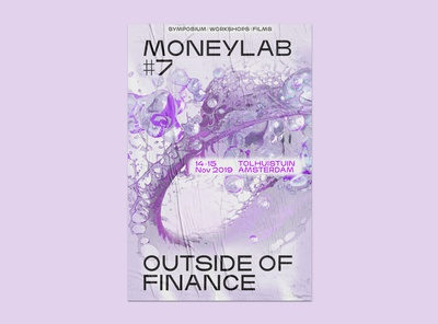 Money Lab Poster