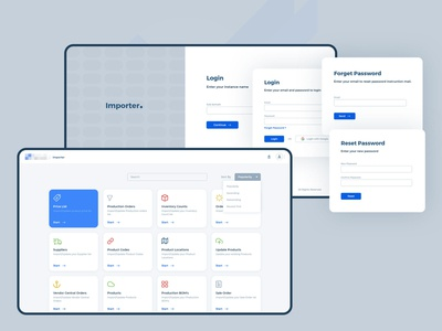 Importer | Design Assignment