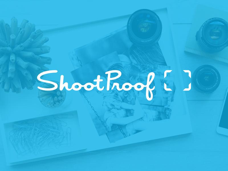 I've Joined ShootProof! shootproof