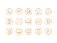 Luma App UI Icons android ios ui iconography icons