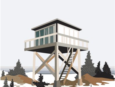 WHITE FIRE LOOKOUT