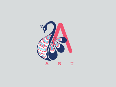 Art peacock