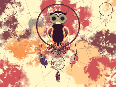 Owl & dreamcacher