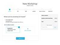 Workshop UI