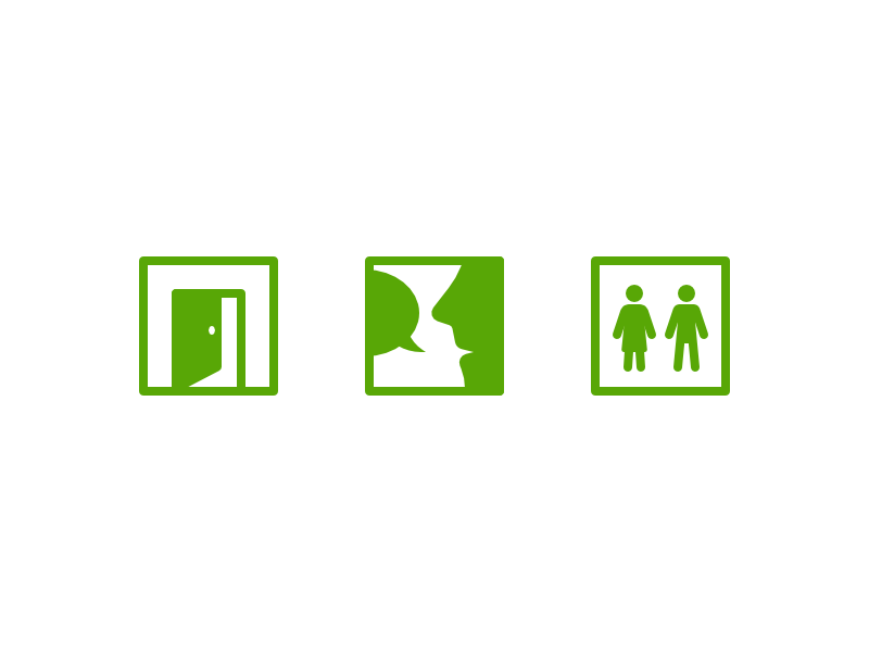 Stephan Jakob – Signs corporate glyphs icons signs office jakob stephan