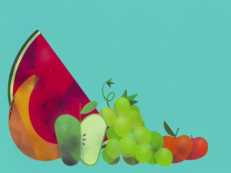 fruitjesusescuderoalone illustration design illustration health care healthfood health app healthy health