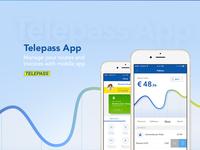 • Telepass app Redesign •