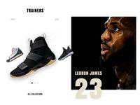 • LB23 Shoes •