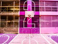 • 2Dribbble Invites •