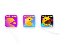 • Pac-Man Icon App •