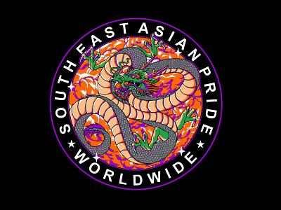 Asian Dragon design graphic vector artwork illustraion clothing tattoo design tattoo art japanese style japanese art dragon