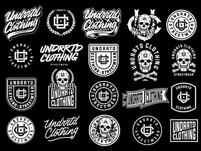 Branding Package #2 flat identity streetwear branding vector graphic apparel design logo clothing