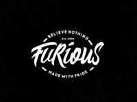 FURIOUS Cloth. #1