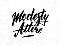 Modesty Attire White Ver.