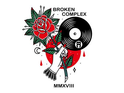 Broken Vnyl